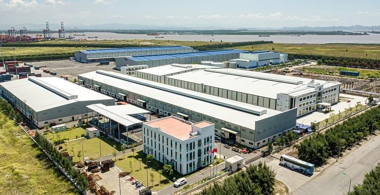 Industrial real estate: Narrow internal-external distance