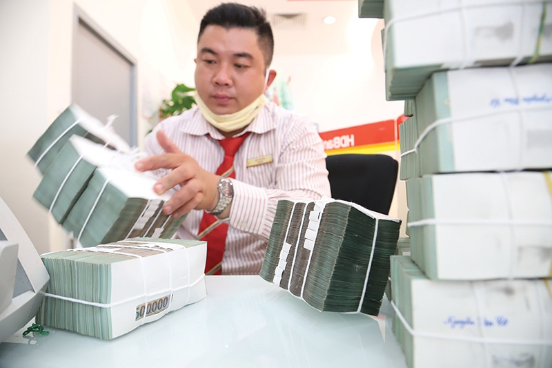 The SBV safeguards monetary and foreign exchange markets, Photo: Le Toan