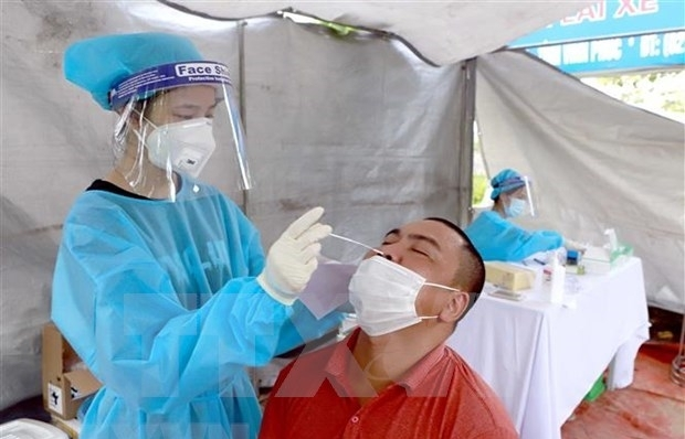 Vietnam reports additional 4,060 COVID-19 cases on July 31