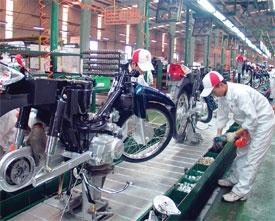 Local bike-makers start to wobble