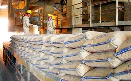 Borrowing stonewalls cement firms