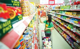 Giant retailer growth hits the express aisle