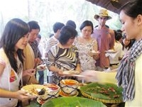 New products, promotions at Binh Quoi Tourist Village