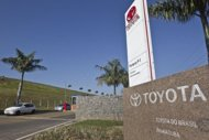 Toyota inaugurates its third plant in Brazil