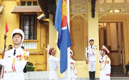 Towards a united, strong and open  ASEAN Community