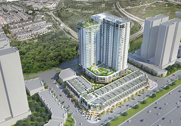 Gamuda Land Vietnam closely follows progress target at The TWO Residence