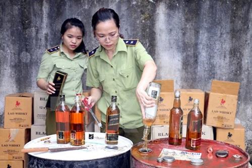 Trust vital to fight counterfeit goods