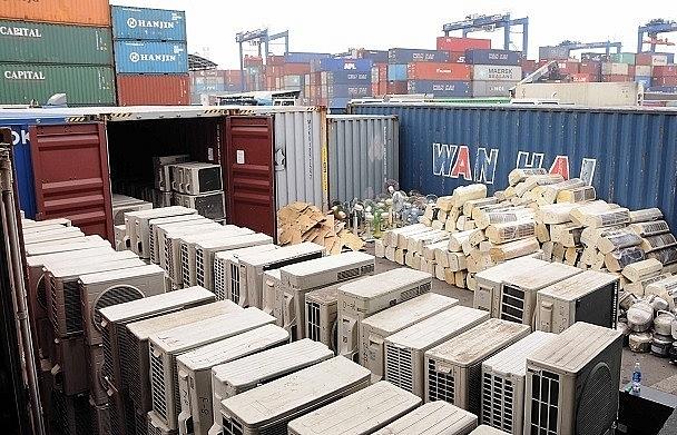 Vietnam to restrict import of scrap