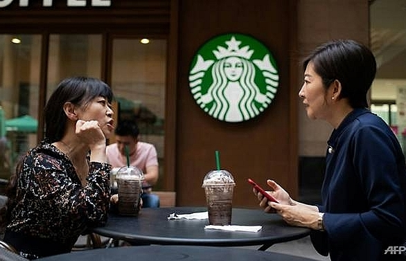 Starbucks joins with Alibaba for China coffee deliveries