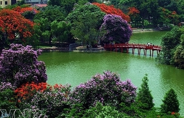 Hanoi-ideal place for backpacking adventure