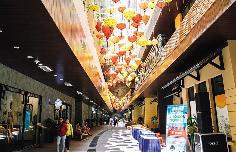 Singaporean standards boost CapitaLand's profile in Vietnam