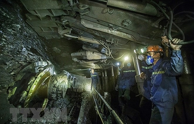 Quang Ninh coal mine accident kills one, injures another