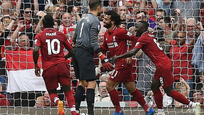 tougher tests await but klopps liverpool live up to title hype