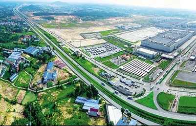 Thai Nguyen looks for IC infrastructure investors