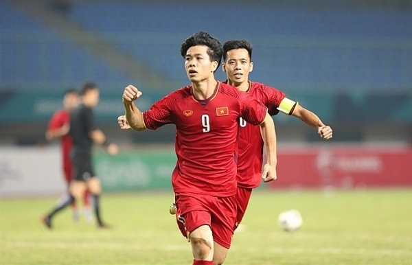 vietnam beat bahrain to enter first ever asiad quarter final