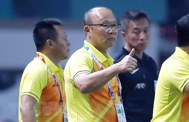 I cry for South Korea's win but Vietnam will enter final: coach Park