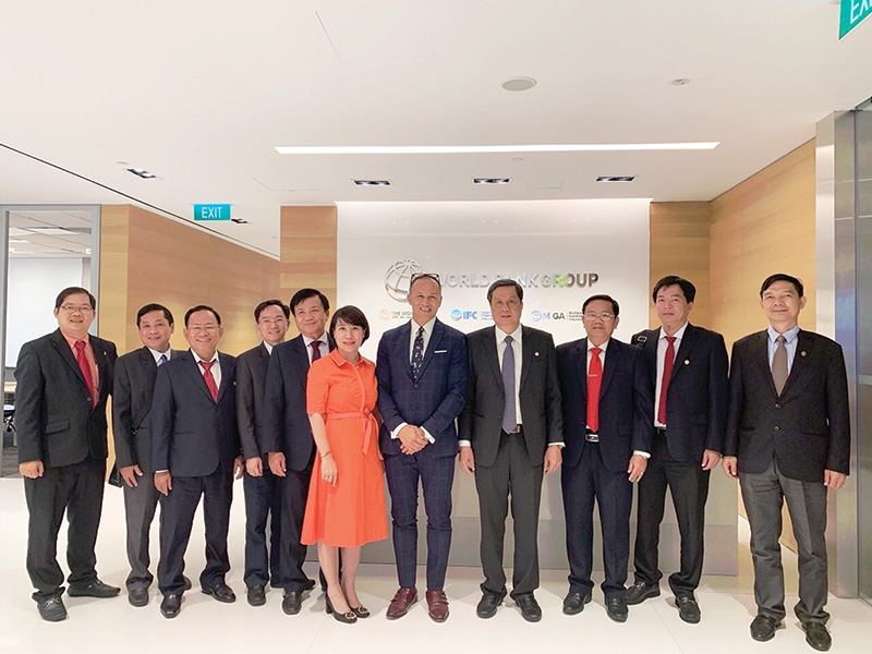 can tho grows overseas trade co operation