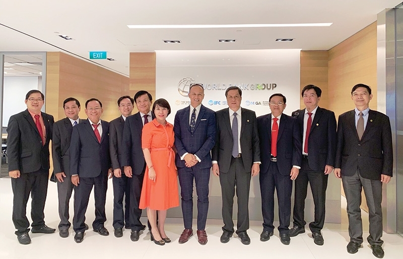 Can Tho grows overseas trade co-operation