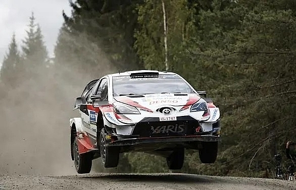 Tanak wins in Finland, extends championship lead