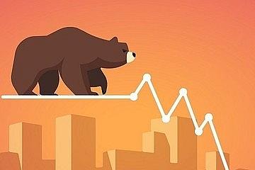 industrial zone real estate stocks soften markets fall