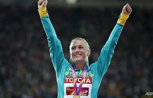 Aussie Olympic champion hurdler Pearson retires
