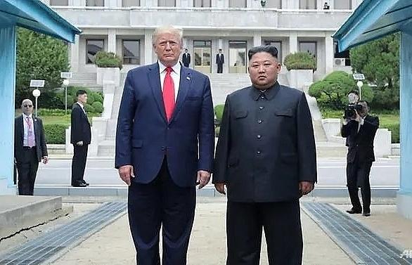 Trump says North Korea's Kim wants to resume nuclear talks