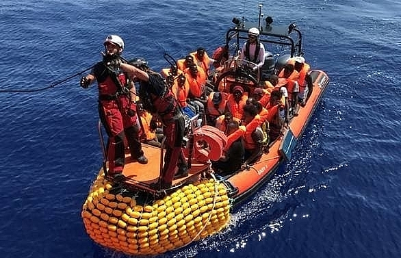 Six EU countries ready to take in stranded Open Arms migrants