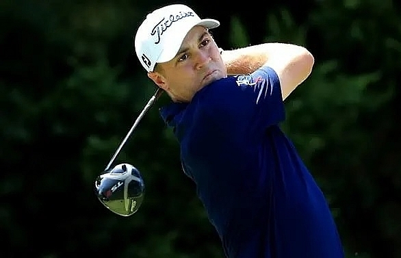 Thomas eyes FedEx Cup jackpot at Tour Championship