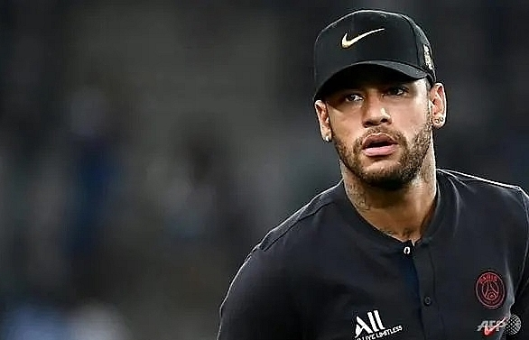 Neymar fulfils 'dream' with cameo in Netflix drama