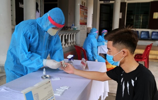 vietnam records 21 new covid 19 infections on august 3 evening