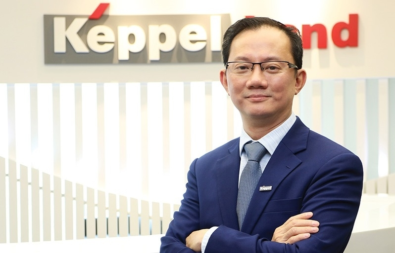 keppel lands growth over three decades in vietnam