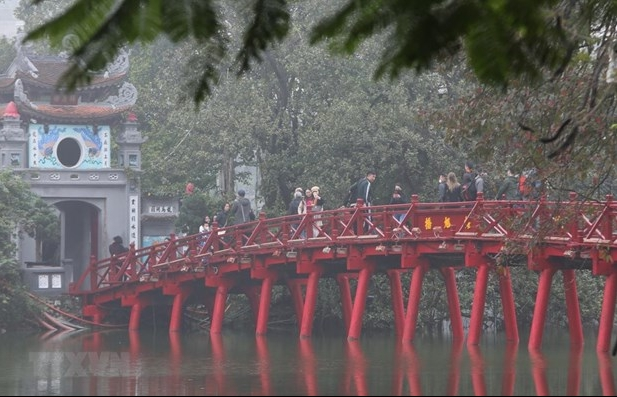 Hanoi among world's most popular destinations