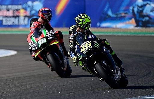Rossi 'proud' but not stressed by prospect of 200th podium