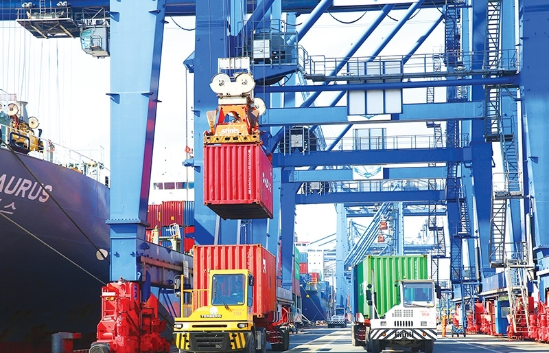 Bright spots for trade in Asia