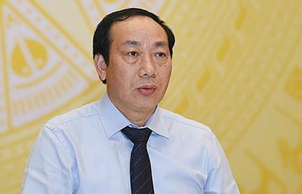 Former Deputy Transport Minister Nguyen Hong Truong prosecuted