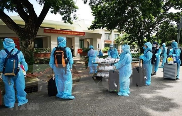 vietnam reports one new imported case another covid 19 death