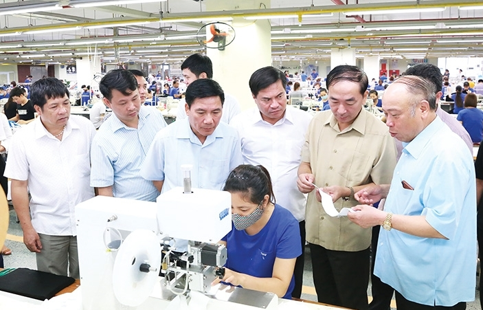 Thai Nguyen props up private sector development