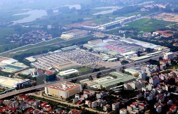 Vinh Phuc emerges as destination of choice for investors