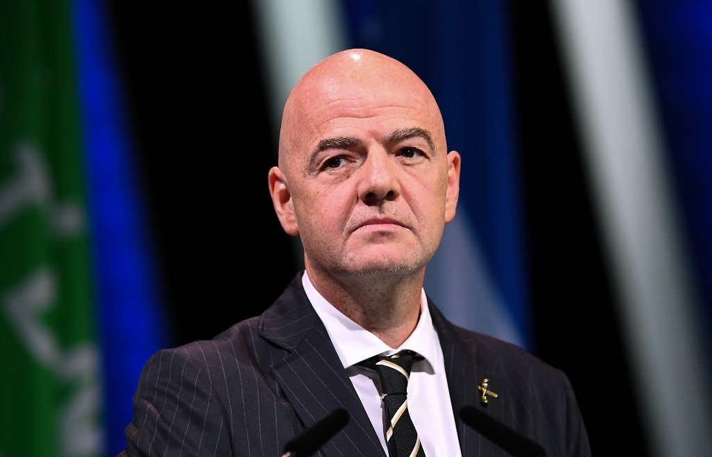 FIFA ethics committee drops Infantino case