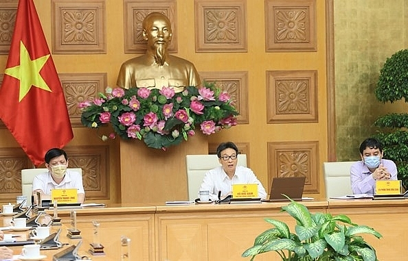 COVID-19 outbreak in Da Nang, Quang Nam under control: acting health minister