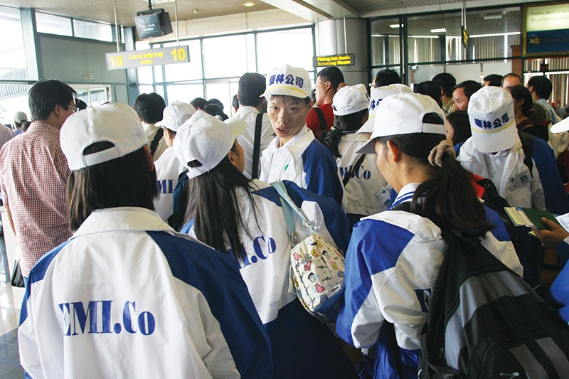 labour export slowed down amid pandemic
