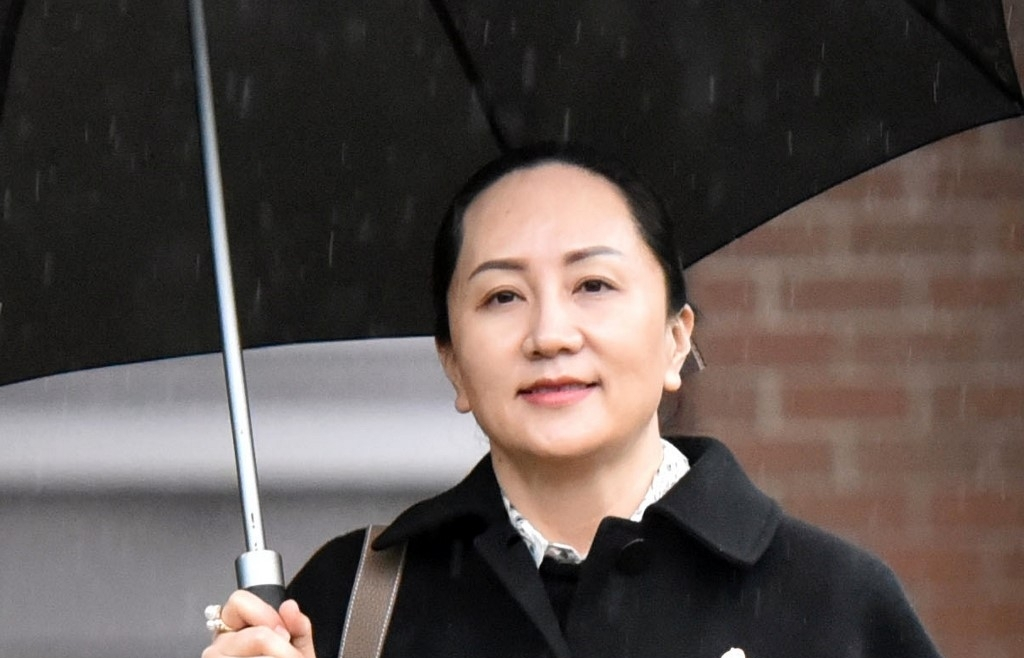 Canada court rejects Huawei exec's request to see intel docs