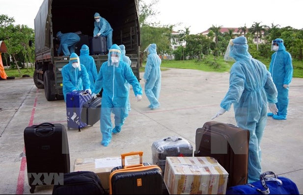 Nearly 350 Vietnamese repatriated from Europe, Africa
