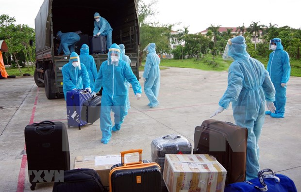 nearly 350 vietnamese repatriated from europe africa