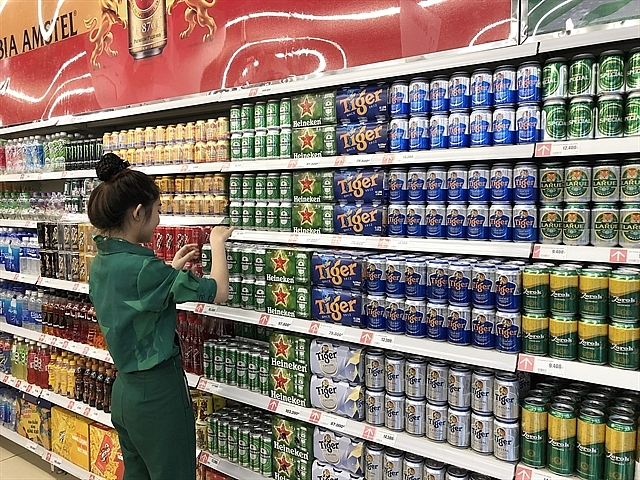 beer industry market slowly recovers