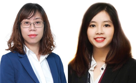 Vu Thanh Minh and Nguyen Dieu Linh, lawyers at LNT & Partners