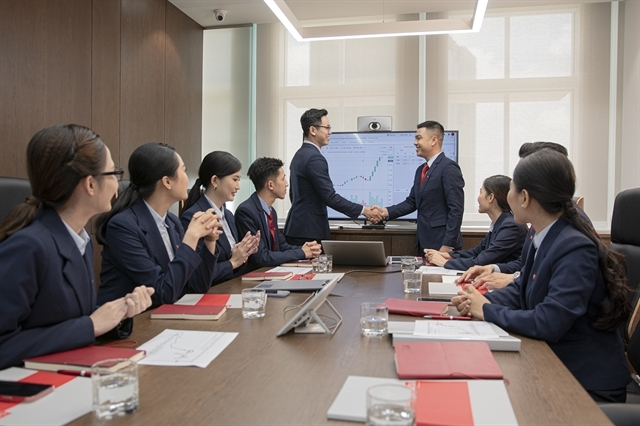 SSI Securities Corporation gets an unsecured loan worth US$100 million from some of Taiwanese leading banks. - Photo courtesy of SSI