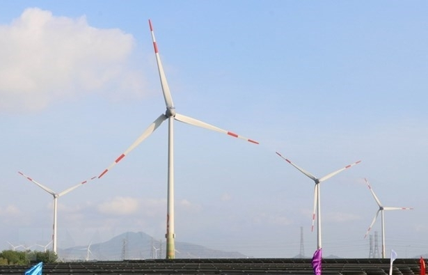 Over 100 wind power plants register to supply electricity to national grid