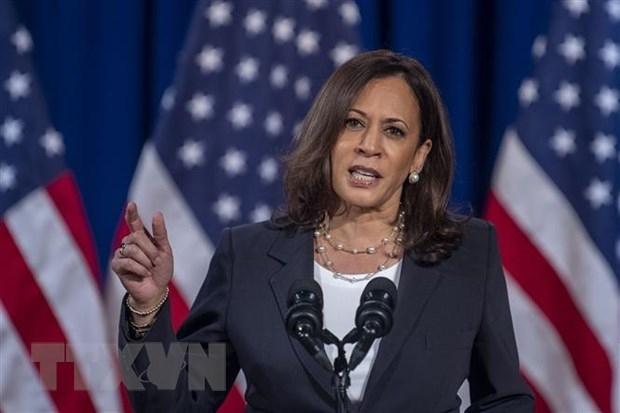 US Vice President Kamala Harris (Photo: AFP/VNA)