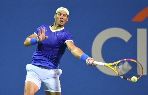 Nadal drops shocker to Lloyd in Washington but foot better